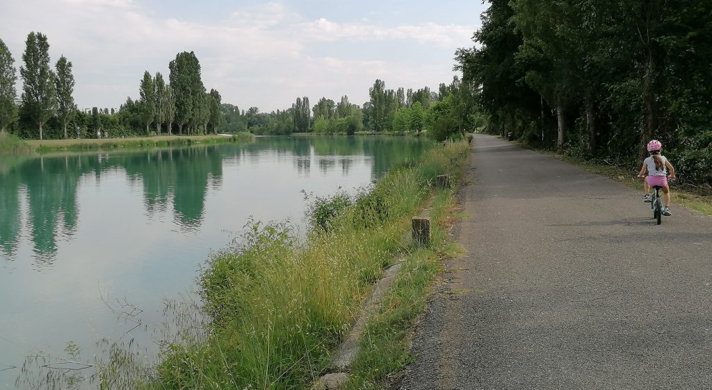 fiume mincio