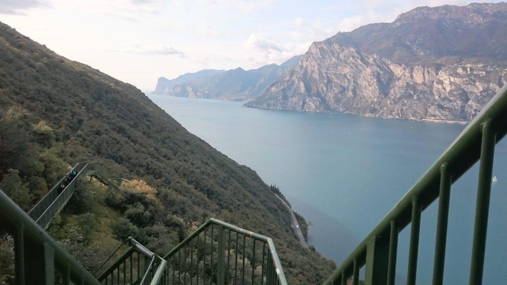 Trekking and nature on Lake Garda